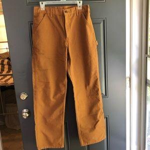New Men's carhartt work pants